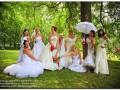 Полная невеста — эталон красоты!