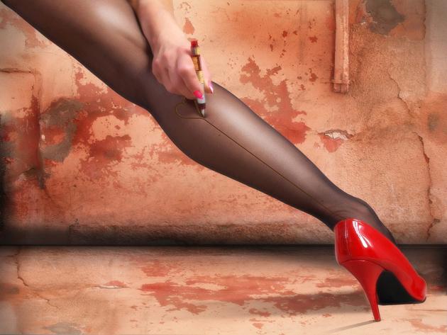Как сделать ноги стройными и подтянутыми