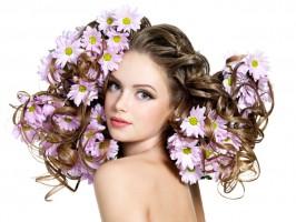 Как ухаживать за сухими волосами