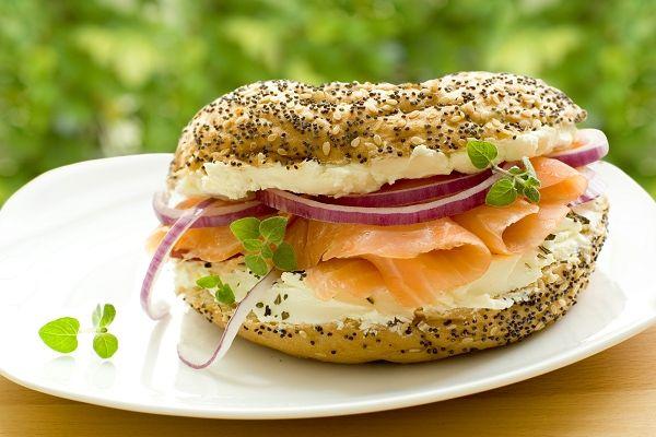 бутерброды с красной рыбы рецепт с фото