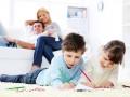 Как обустроить детскую комнату для развития ребенка