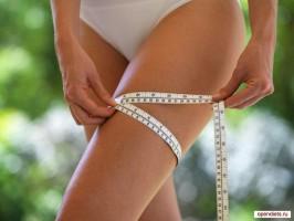 Эффективный комплекс для похудения ног