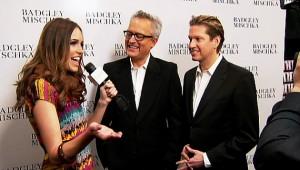 Badgley Mischka - модная одежда осень 2011