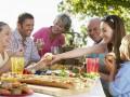 Пикник на природе – меню для  тех, кто на диете
