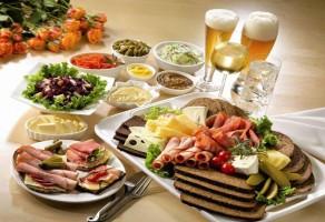 Европейская кулинария