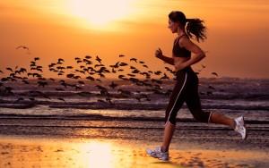 Фитнес летом