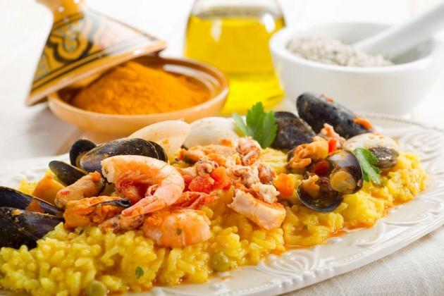 Рецепты из риса