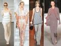 Одежда в пижамном стиле – модный тренд летнего сезона 2012