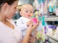Косметика для новорожденных – что пригодится вашему малышу