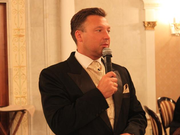 тамада и ведущий Олег Орлов