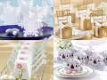 Бонбоньерки для гостей на свадьбу