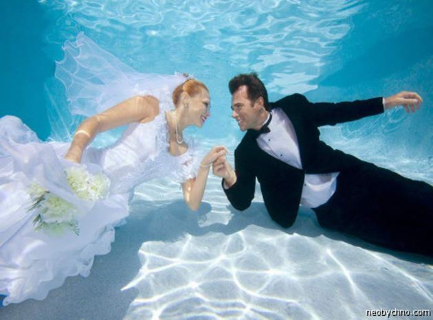 как сделать свадьбу необычной