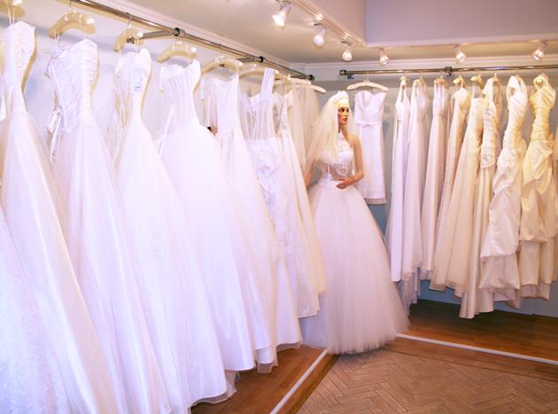Выбор свадебного платья для невесты в положении