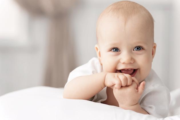 Ребенку 4 месяца: развитие ребенка на четвертом месяце жизни