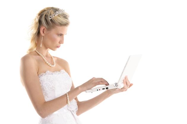 Виртуальная свадьба через интернет