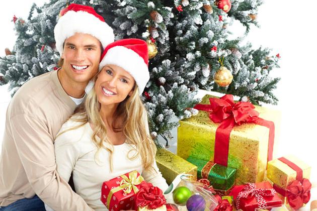 Что подарить девушке на Новый год 2012