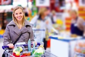 Шоппинг продуктов от холестерина