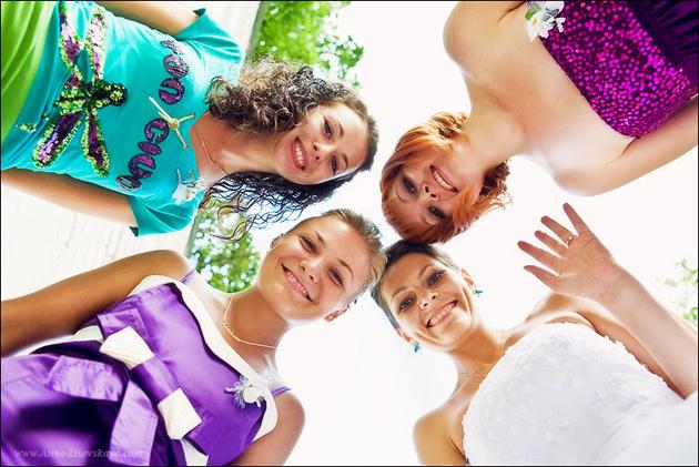 Свадебный наряд для гостей