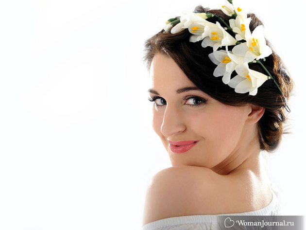 Летний свадебный макияж 2011