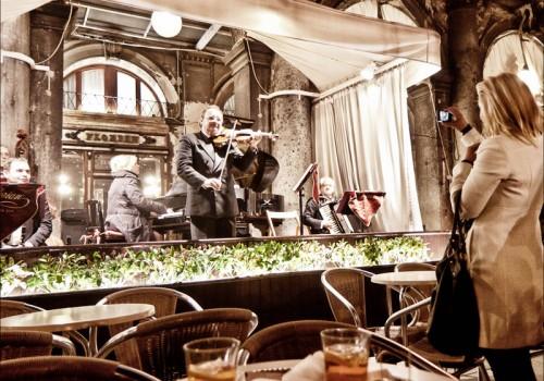 Кафе «Флориан», Венеция