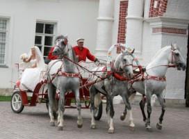 Лошади вместо лимузинов