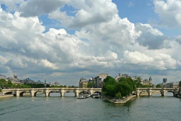 Новый мост (Pont Neuf)