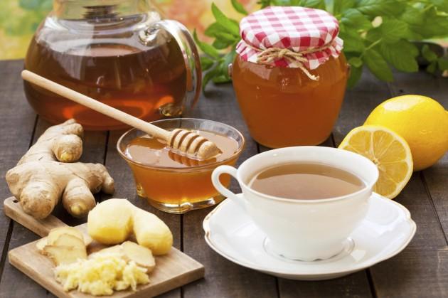 мед корица лимон для похудения