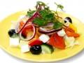 Греческий салат – особенности и варианты