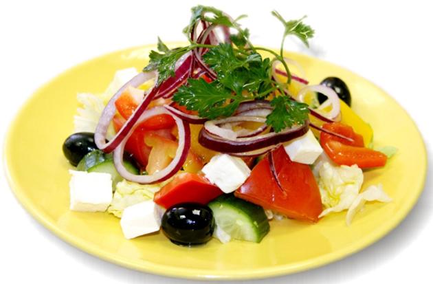 Греческий салат: рецепты с разными вариациями
