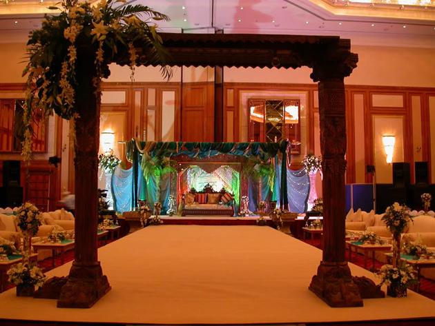 Свадьба в стиле арабского востока