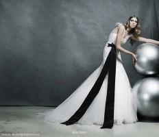 Образ невесты для футуристической свадьбы