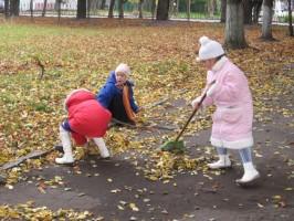 Как воспитать помощника или уборка в радость