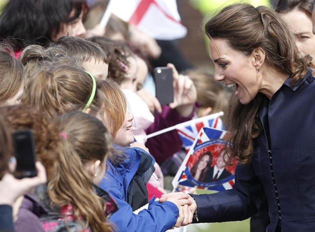 Кейт Миддлтон или секреты красоты принцессы