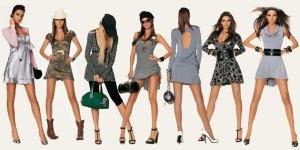 модные тенденции длины
