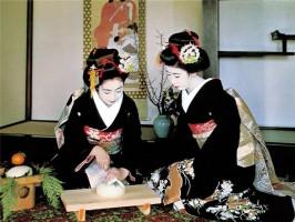 Уроки гейши