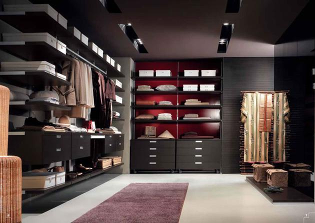Наведите порядок в шкафу и пересмотрите свой гардероб