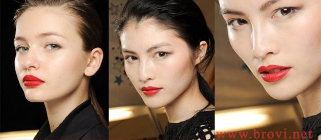 макияж в пастельных тонах