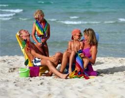 Как и где отдыхать с ребенком летом