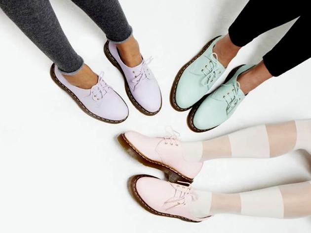Модная женская осенняя обувь 2011