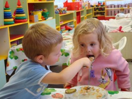 Укрепляем иммунитет ребенка, посещающего детский сад