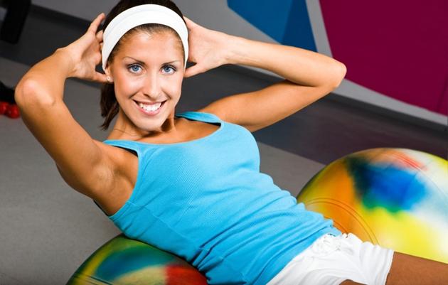 Косметика для фитнеса