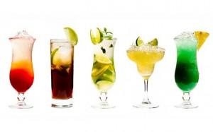 Освежающие летние коктейли