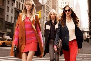 женская мода осень 2011 - тенденции