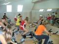 Сайкл–аэробика: похудение и мышечная польза