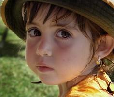 Прокалывание ушей у детей