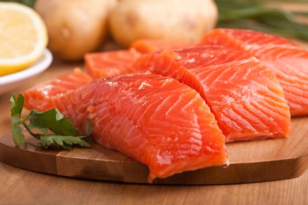 вторые блюда из рыбы рецепты фото