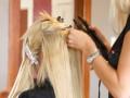 Наращивание волос в студии ArtHair