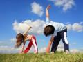 Стретчинг – фитнес-сказка для детей