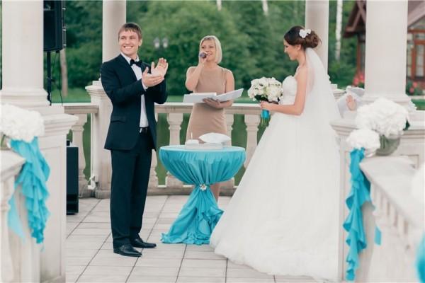Свадьба «Завтрак у Тиффани»