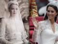 Самые шикарные свадебные платья знаменитостей